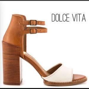 Block Heel Sandals by Dolce Vita